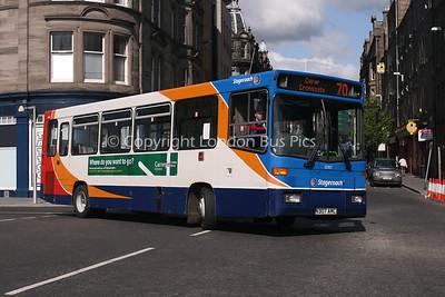 32307, N307AMC, Stagecoach in FIfe