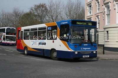 32619, P619PGP, Stagecoach in Devon