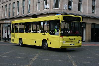 32134, K134SRH, Stagecoach in Newcastle