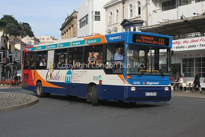 32432, N732XDV, Stagecoach in Devon