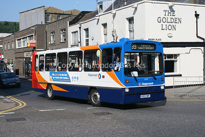 32222, K922OWV, Stagecoach in East Kent