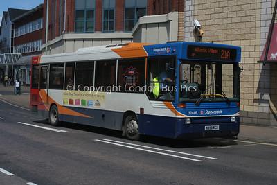 32446, N998RCD, Stagecoach in Devon