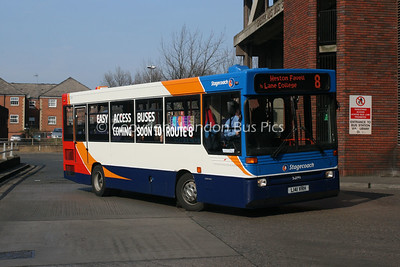 32141, L141VRH, Stagecoach in Northants