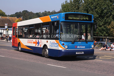 33010, R710DNJ, Stagecoach in East Kent