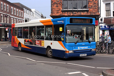 33026, W426NFG, Stagecoach in Hampshire