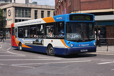 31114, R114KRG, Stagecoach in Hull