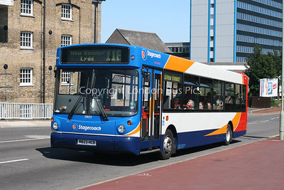 33023, R823HCD, Stagecoach in East Kent