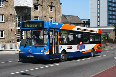 33024, R824HCD, Stagecoach in East Kent
