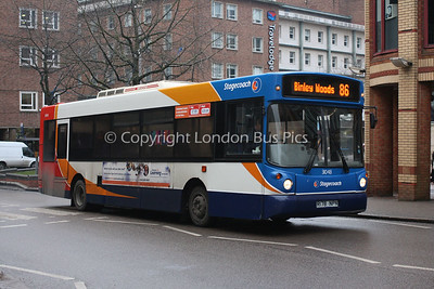 31048, R178NPN, Stagecoach in Warwickshire
