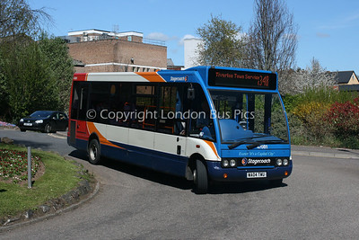 47081, WA04TWU, Stagecoach in Devon