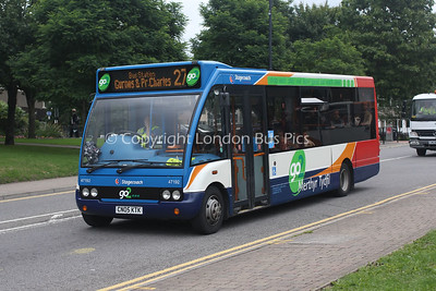 47192, CN05KTK, Stagecoach de Cymru