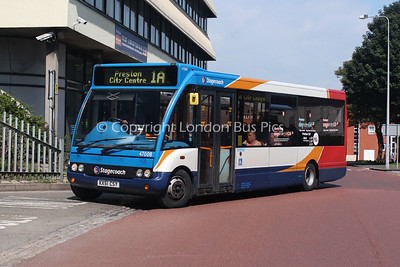 47008, KX51CSY, Stagecoach in Merseyside & South Lancashire