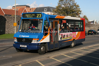 42371, S371DFC, Stagecoach in East Kent