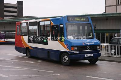 41423, N423WVR, Stagecoach de Cymru