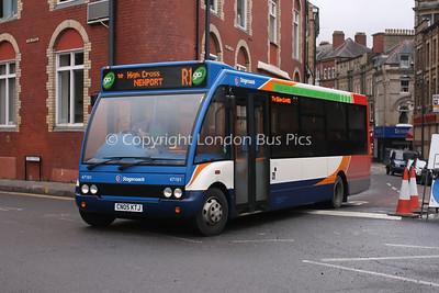 47191, CN05KTJ, Stagecoach de Cymru