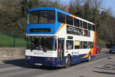 16129, R129EVX, Stagecoach West