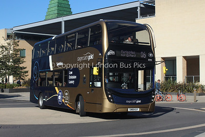 10991, SN18KUY, Stagecoach West