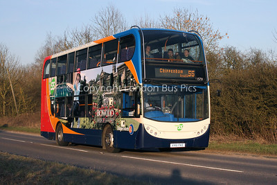 15731, VX61FKE, Stagecoach West