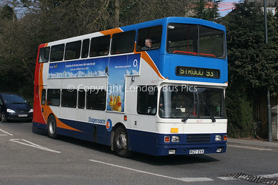 16127, R127EVX, Stagecoach West