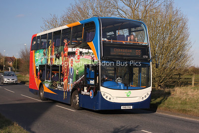 15733, VX61FKG, Stagecoach West