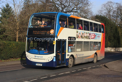 15976, YP14GZF, Stagecoach West