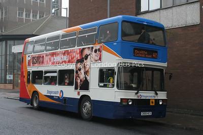 14412, C800HCS, Stagecoach Western