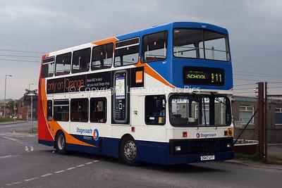 14647, C647LFT, Stagecoach Western