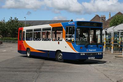 Stagecoach UK Fleet (3xxxx series non-low floor)