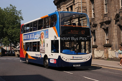 15719, YN60CKU, Stagecoach in Yorkshire