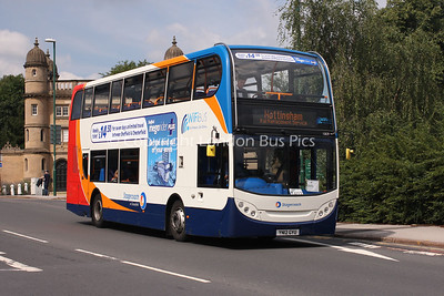 15829, YN12GYU, Stagecoach in Chesterfield