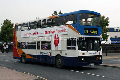 14194, H194WFR, Stagecoach in Yorkshire