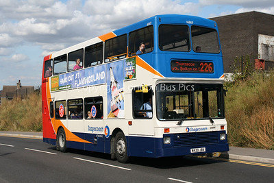 16869, N420JBV, Stagecoach in Yorkshire