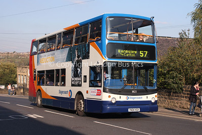 18125, YN04KGK, Stagecoach in Yorkshire