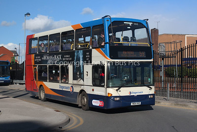 15414, YN54VKD, Stagecoach in South Yorkshire