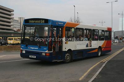 20885, P885MNE, Stagecoach de Cymru