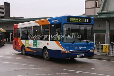 33286, T602DAX, Stagecoach de Cymru