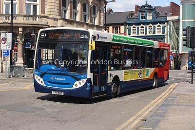 28737, YN15KGO, Red and White Services (T/A Stagecoach de Cymru)