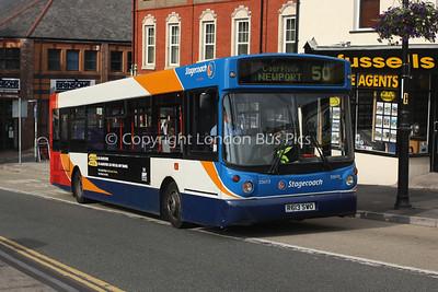 33613, R613SWO, Stagecoach de Cymru