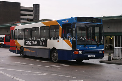 20874, P874MNE, Stagecoach de Cymru