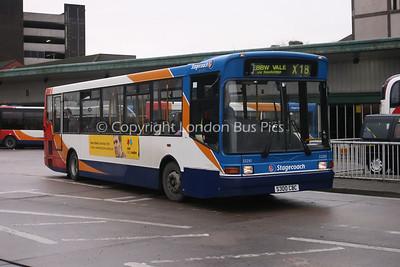 33281, S300CBC, Stagecoach de Cymru