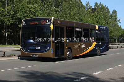 27287, SN65OEF, Red and White Services (T/A Stagecoach Cymru)