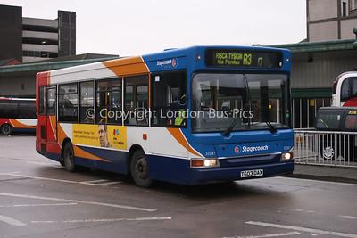 33287, T603DAX, Stagecoach de Cymru