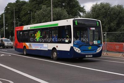 27689, CN60CVG, Stagecoach de Cymru on loan to Stagecoach UK Bus Events