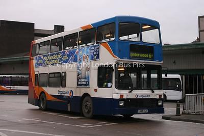 16445, N345HGK, Stagecoach de Cymru