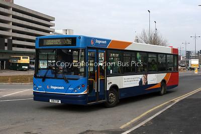 33291, X191FOR, Stagecoach de Cymru