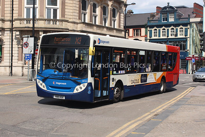 28732, YN15KGE, Red and White Services (T/A Stagecoach Cymru)