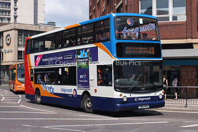 17063, T663KPU, Stagecoach in Hull