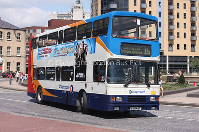 16461, S161RET, Stagecoach in Hull