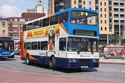 16061, R161VPU, Stagecoach in Hull