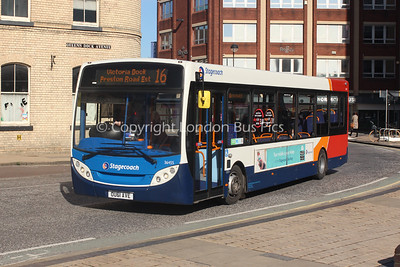 36455, OU61AVE, Stagecoach in Hull